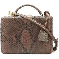 @YJ   Mark Cross Small Grace Box Bag
