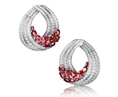 18K White Gold with Diamonds and Rubies (9)