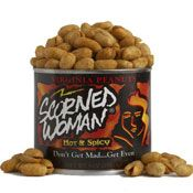 Scorned Woman Virginia Peanuts, Hot Peanuts, Spicy Peanuts