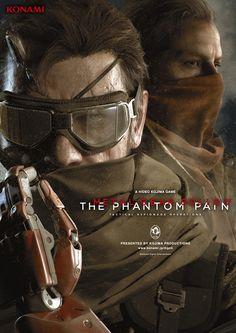 MGSV:THE PHANTOM PAIN