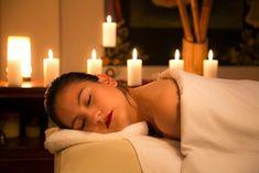 Aromatherapie ontspanningsmassage in Alkmaar