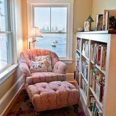 """01/03/16:  If you don't have an area in your home to go to for peace and quiet, you need to create one.  Start your New Year with a re-""""treat""""for yourself!"""