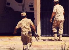 Libyan forces seize Daesh facilities in Sirte