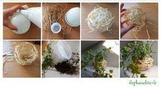 diy deco vegetale, idée de DIY vegetal