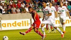 Con gol de Christian Cueva: Toluca empató 1-1 ante Zacatepec por la Copa MX
