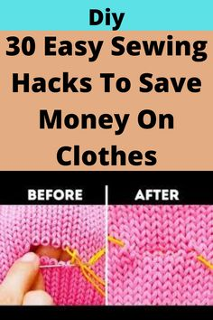 Sewing Basics, Sewing Hacks, Sewing Tutorials, Sewing Crafts, Diy Crafts, Sewing Tips, Sewing Patterns, Sewing Classes For Beginners, Sewing Lessons
