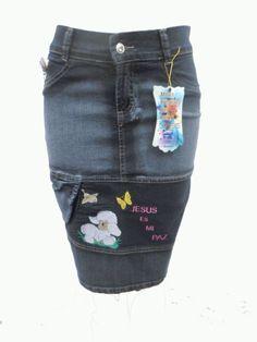 falda dama en tela jeans stress tallas de la 8 a la 14 color azul petrolizado $ 30 mil pesos al de tal  y 24mil pesos al por mayor despues de 6 unidades tel 3108800156 (wasap) o nuestra línea fija en cucuta norte de Santander 5848733 adquierela tambien en  (www.mercadolibre.com.co) como faldas cristianas