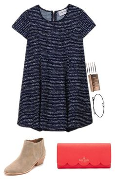 """""""Idk about this"""" by laxsoccerlover36 ❤ liked on Polyvore featuring Olive + Oak, Joie, Urban Decay, Kate Spade, women's clothing, women's fashion, women, female, woman and misses"""