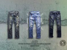 Jeans Jn•Joy for the new collection