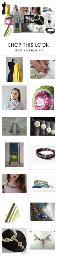 """""""Lovely gifts"""" by planitisgi ❤ liked on Polyvore featuring Lazuli, Elizabeth Taylor and Lovelygifts"""