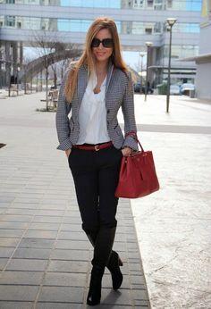 I love Fresh Fashion: 50 Amazing Women's Business Fashion Trends