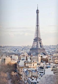 И снова Париж...