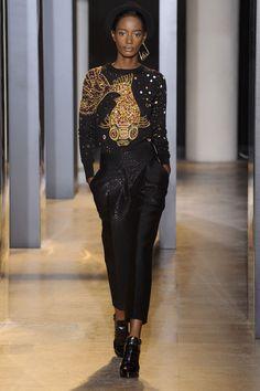 John Galliano at Paris Fashion Week Fall 2015 - Runway Photos
