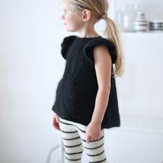 Enkel leggings og vintertights (norwegian)