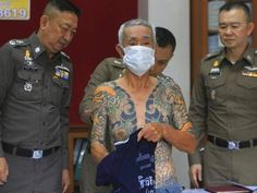 Arrestado en Tailandia el jefe de la pandilla Yakuza