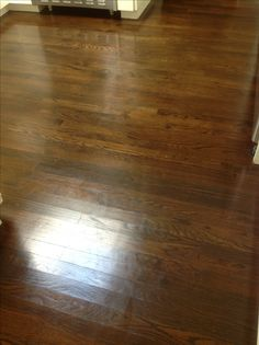 Shine Wood Floors With Coconut Oil Tried This On The Dry