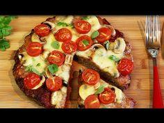 Pizza Woche #4 | Low Carb HACKFLEISCHPIZZA