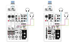 Video games playthrough | Manual | AG Series | Mixers | Products |  Yamaha