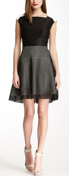 Julia Jordan Twofer Dress