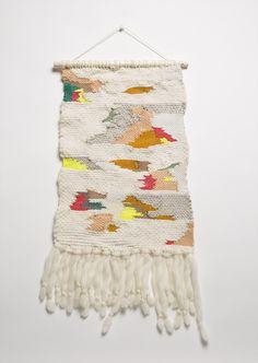 Handmade tapestries from MINNA