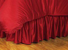 ATHLEZ - Ohio State Buckeyes Bedskirt Queen