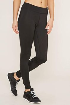 0db4dbc3974 Forever 21 Active Moving Leggings Active Wear For Women