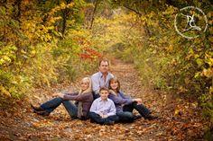 Fall Sessions » Tulsa Family Photography