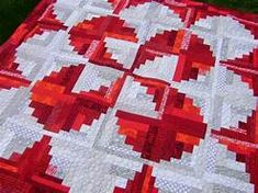 1000+ images about Log Cabin-ish Quilts on Pinterest ...