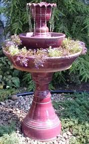 I really like this fountain combined with a planting dish - from Gardening Forums - water features Garden Fountains, Garden Statues, Water Fountains, Side Garden, Garden Art, Garden Forum, Bird Bath Fountain, Home Vegetable Garden, Garden Painting