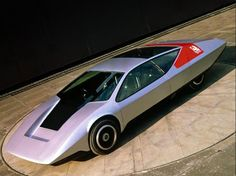 1970 Vauxhall Safety Research Vehicle Concept (SRV1)