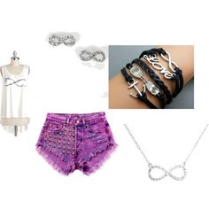 """Infinity forever"" by love-ymcmb-4-ever on Polyvore"