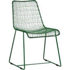 Cb2 woven chair