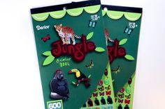 Jungle Darice Sticker Book - SB24