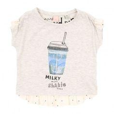 Scotch & Soda milkshake tshirt $24