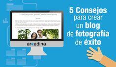 5 consejos para crear un blog de fotografía de éxito - http://www.aefona.org/5-consejos-para-crear-un-blog-de-fotografia-de-exito/