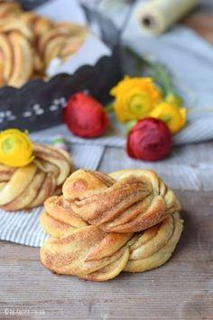 Zimtkringel für die Ostertafel | Das Knusperstübchen,  i use a more healthy filling