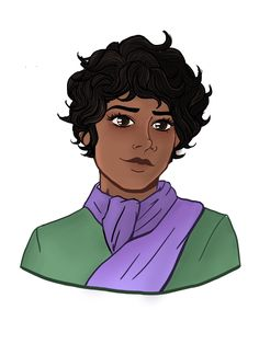 Raj from the young adult fantasy novel Sand Dancer.  One of Mina's friends from the Academy, Raj is a shy boy who'd sooner read about plants than swing a sword. He's hoping to become a Green Hand - a healer.