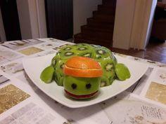 Photo Minion, Food Art, Watermelon, Fruit, Creative Food, Creativity, Minions