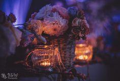 Oświetlenie stołów || Candle lights