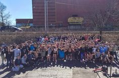 Throwback to the AWESOME group that came out for 1st Phorm athlete Derek Weida's TNO workout at Crossfit 314. We had people from all over come out and kill it for a great cause. Love you guys!