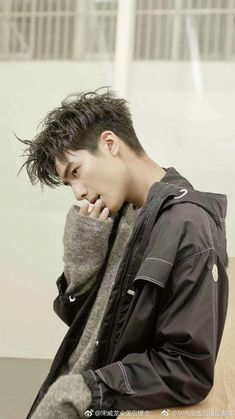 SongWeiLong 17 Most Popular Asian Hairstyles Men 2019 Yet You Know - Medium Hair Styles, Curly Hair Styles, Curly Hair Men, Korean Men Hairstyle, Korean Haircut Men, Song Wei Long, Asian Haircut, Kpop Hair, Boy Hairstyles