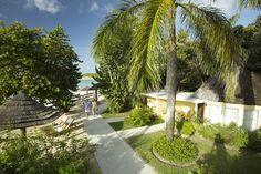Gorgeous gardens at Sandals Grande Antigua Resort | Sandals Resorts