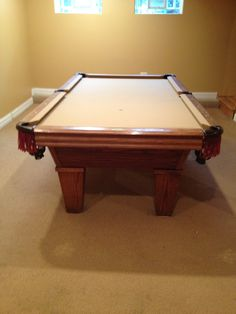 Good New Used Billiard Pool Tables Mover Refelt Recushion Install Crating Buy  Sell Chicago Illinois Il