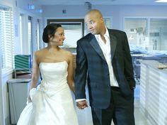 Scrubs Wedding - Turk and Carla