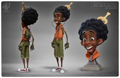 Shelltoes colours by Christian Johnson | Caricature | 2D | CGSociety
