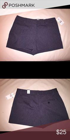 Dark grey shorts Ladies dark grey shorts with three pockets and can be worn with a belt #musthave #classy #shorts #kathyscloset Shorts Cargos