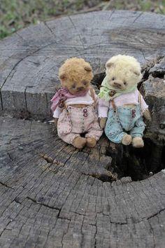 Beam By Moshkina Elena - Bear Pile