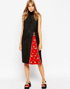 Buy Black ASOS Black Cocktail dress for woman at best price. Compare Dresses prices from online stores like Asos - Wossel Global Latest Fashion Clothes, Diy Fashion, Fashion Dresses, Fashion Online, Womens Cocktail Dresses, Black Cocktail Dress, Cheap Dresses, Dresses For Work, Vestidos