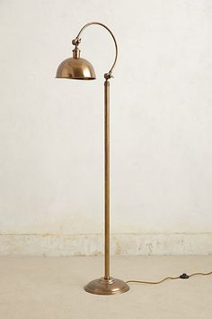 Oswald floor lamp | Anthropologie