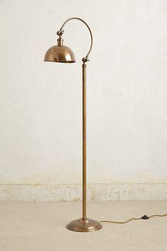 Oswald floor lamp   Anthropologie